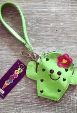 Iscream Cactus Cutie Keychain