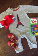 Mimi and Maggie Paris Romper