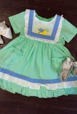 Evie's Closet Evie's Closet Dove Bib Dress