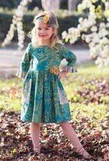 Gigglemoon Loving Deer Phoebe Dress