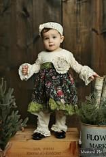 Mustard Pie Holly Vanilla Olivia Dress Set