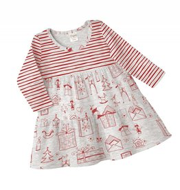 Tesa Babe Baby Christmas Dress