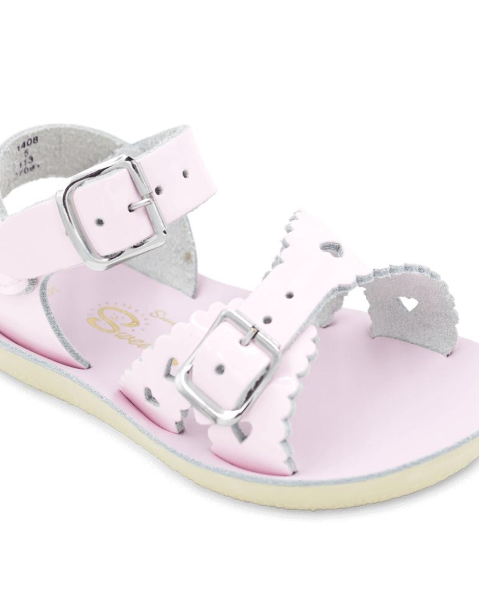 SunSan Pink Sweetheart Sandals