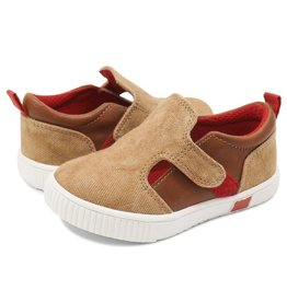 Livie and Luca Hop Sneaker in Tan