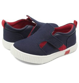 Livie and Luca Hop Sneaker in Navy