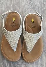 Volatile Silver Bumblebee Sandal