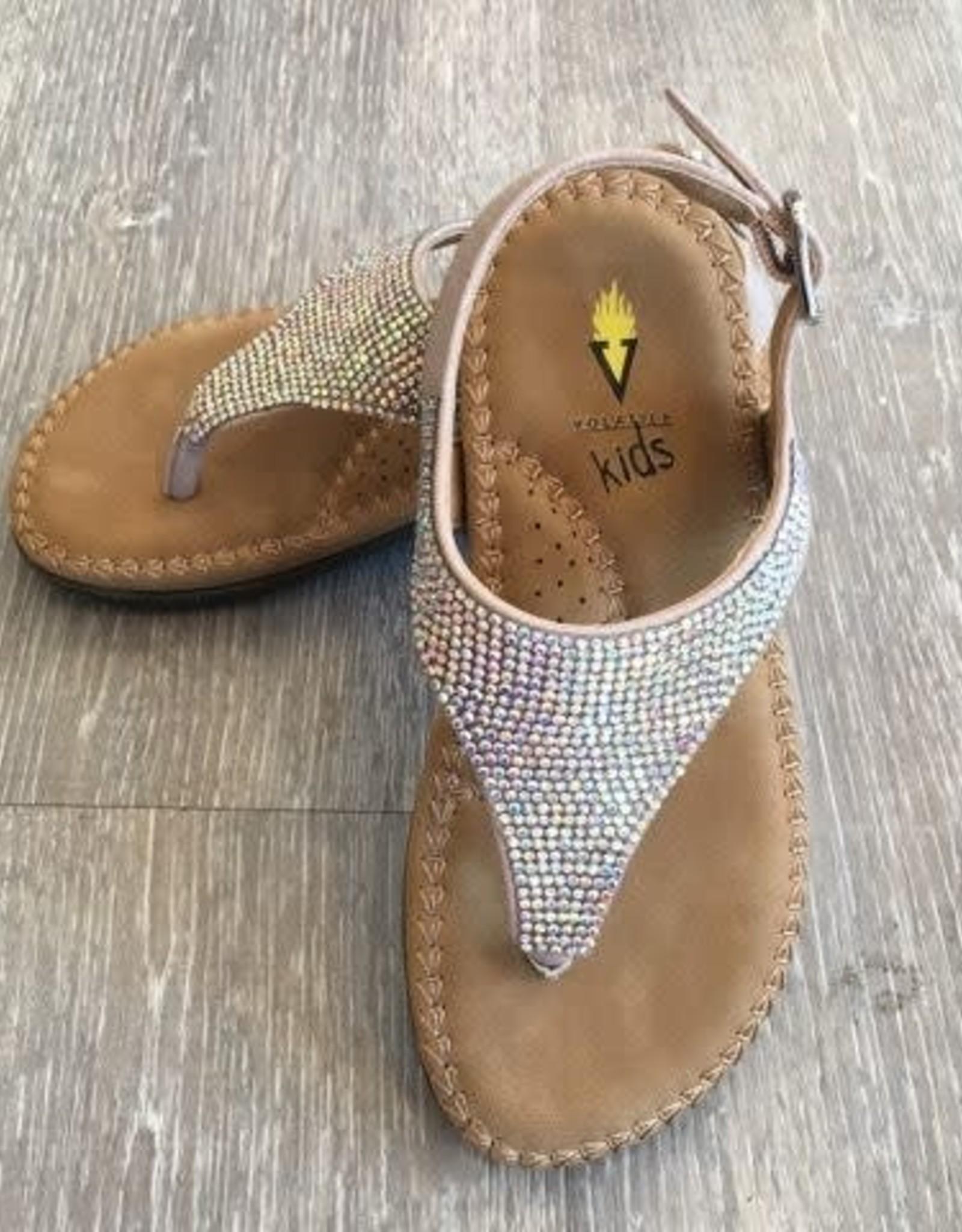 Volatile Blush Bumblebee Sandal