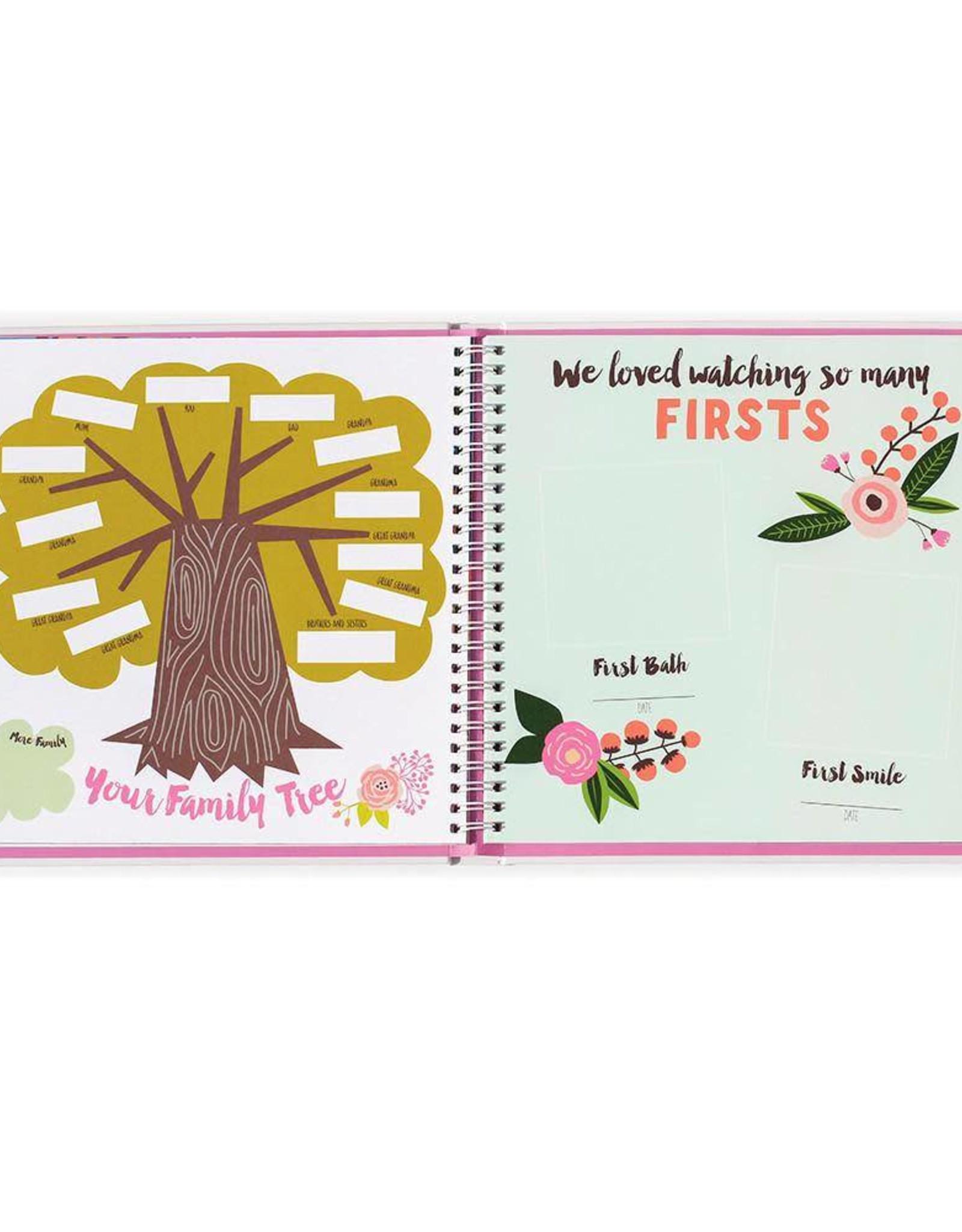 Lucy Darling Little Artist Memory Book