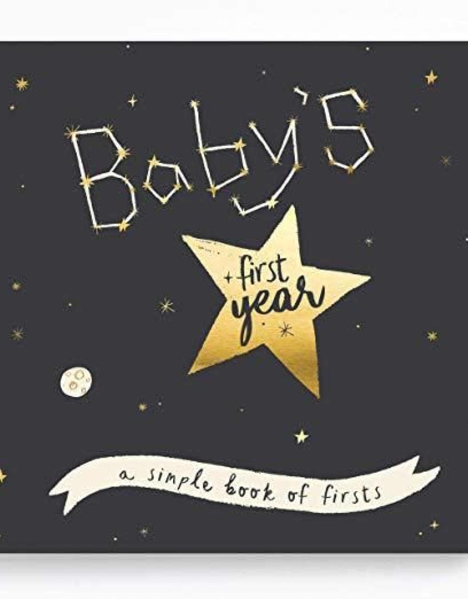 Lucy Darling Golden Stargazer Memory Book