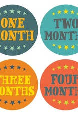 Lucy Darling Little Champion Monthly Stickers
