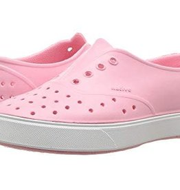 Native Shoes Miller in Princess Pink/Shell White