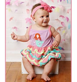 Lemon Loves Layette Mermaid Wave Bubble