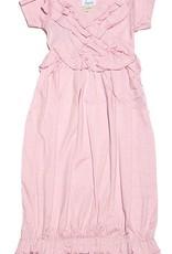 Lemon Loves Layette Julia Gown in ShortSleeve