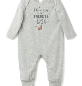 Tesa Babe Love You to the Moon and Back Romper