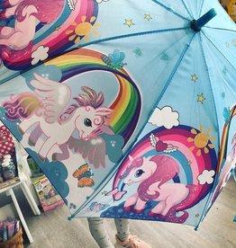Boutique Unicorn Printed Umbrella