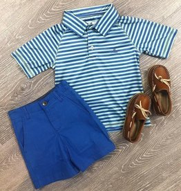 Southbound Regatta Blue Dress Shorts
