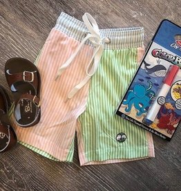Youthful Cotton Duke Swim Trunks