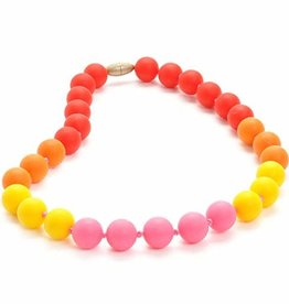 Chewbeads Junior Beads Bleecker Jr Punchy Pink