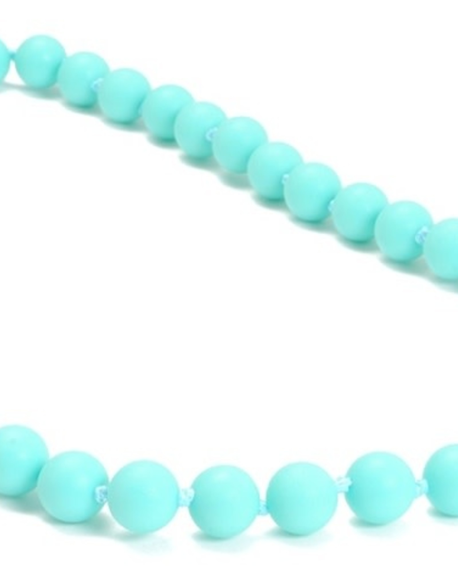 Chewbeads Jane Necklace - Turquoise