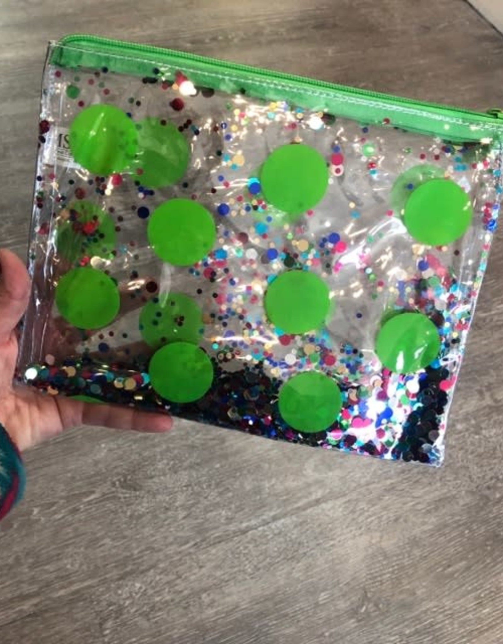 Main Street Collection Confetti Pouch
