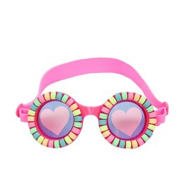 Bling2O Goggles in Pool Jewel