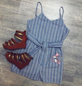For All Seasons The Lacey Romper