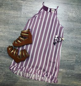 For All Seasons The Lavender Lindsey Dress