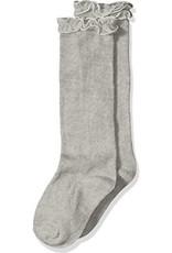 Jefferies Socks Ruffle Knee Socks