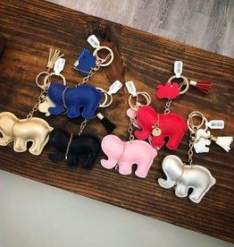 Amiana Elephant Charm