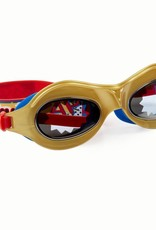 Bling2O Swim Flash Gold Goggles