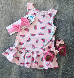 Minoti Watermelon Dress