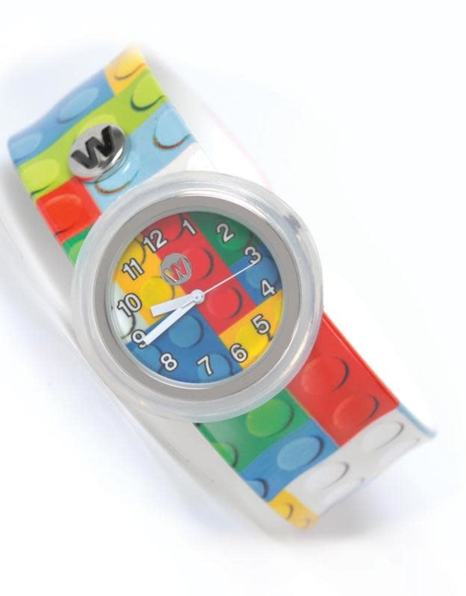 Watchitude Build Up Slap Watch