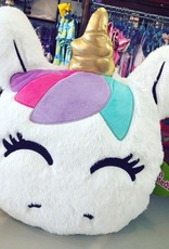 Iscream Goldie Unicorn Pillow