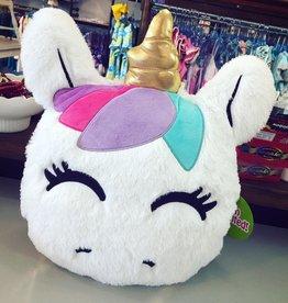 Iscream Goldie Unicorn Pillow