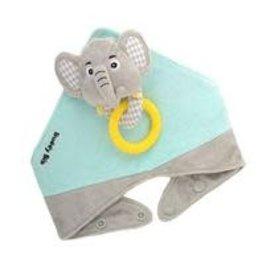 Malarkey Kids Buddy Bib Eli Elephant