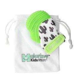 Malarkey Kids Munch Mitt in Green/Cactus