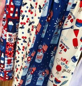 Honeydew Liberty Dress
