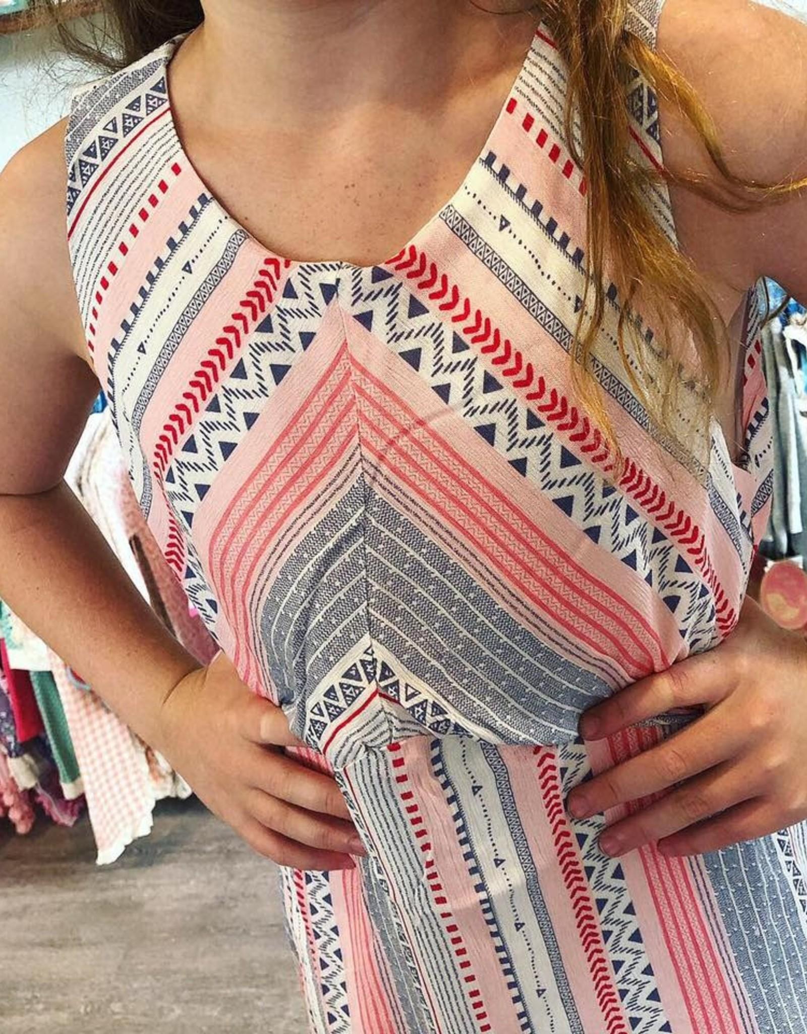 Hayden The Kat Tribal Dress