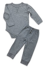 Little Prim Riley Set in Grey