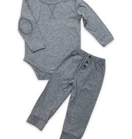 Little Prim Riley Set in Grey