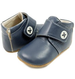 Livie and Luca Benny in Navy