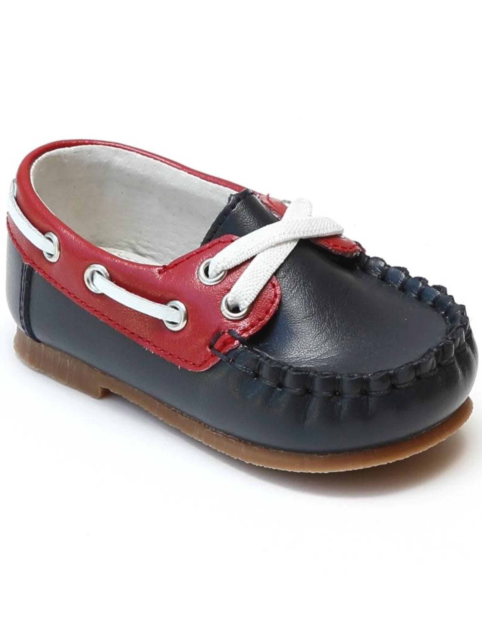 L'AMOUR Hudson Boat Shoe