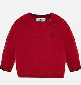 Mayoral Red Sweater