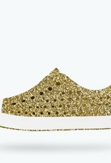 Native Shoes Jefferson in Gold Bling