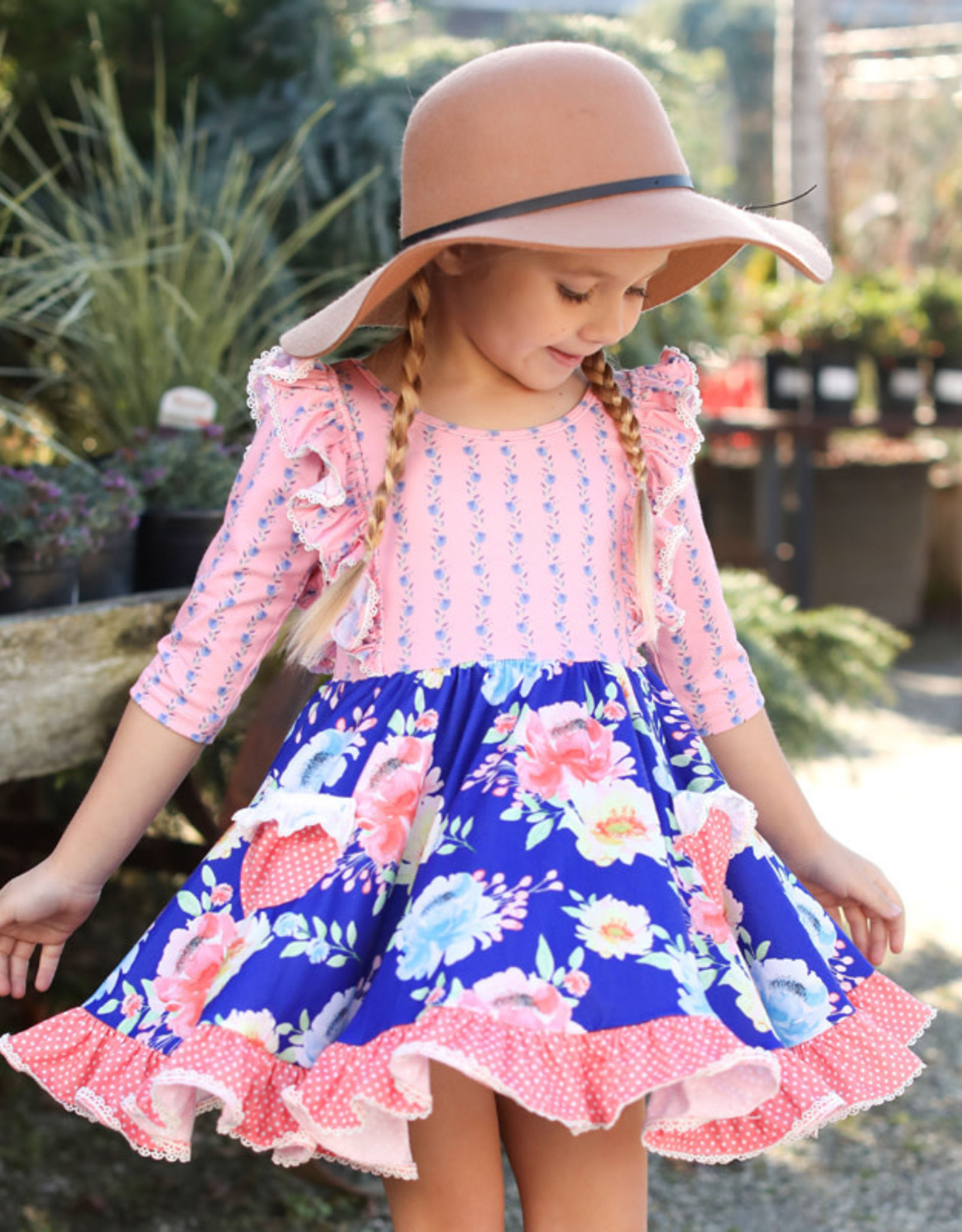 Be Girl Clothing Drew Dress