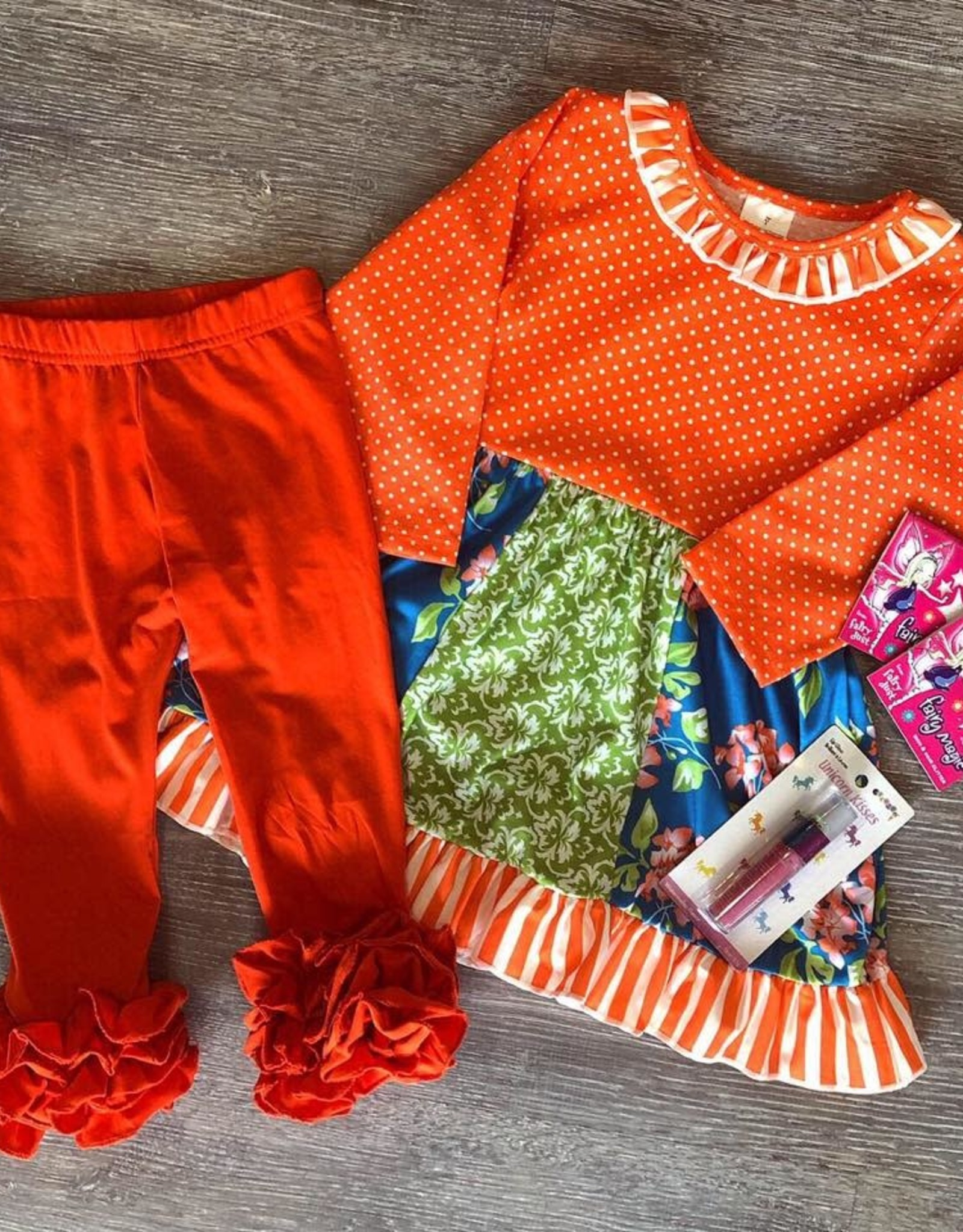 Be Girl Clothing Tangy Tangerine Icings