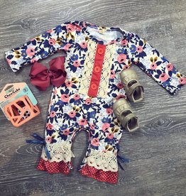 Honeydew The Lakyn Romper