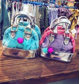 Zomi Gems Clear Tiny Sparkle Bag