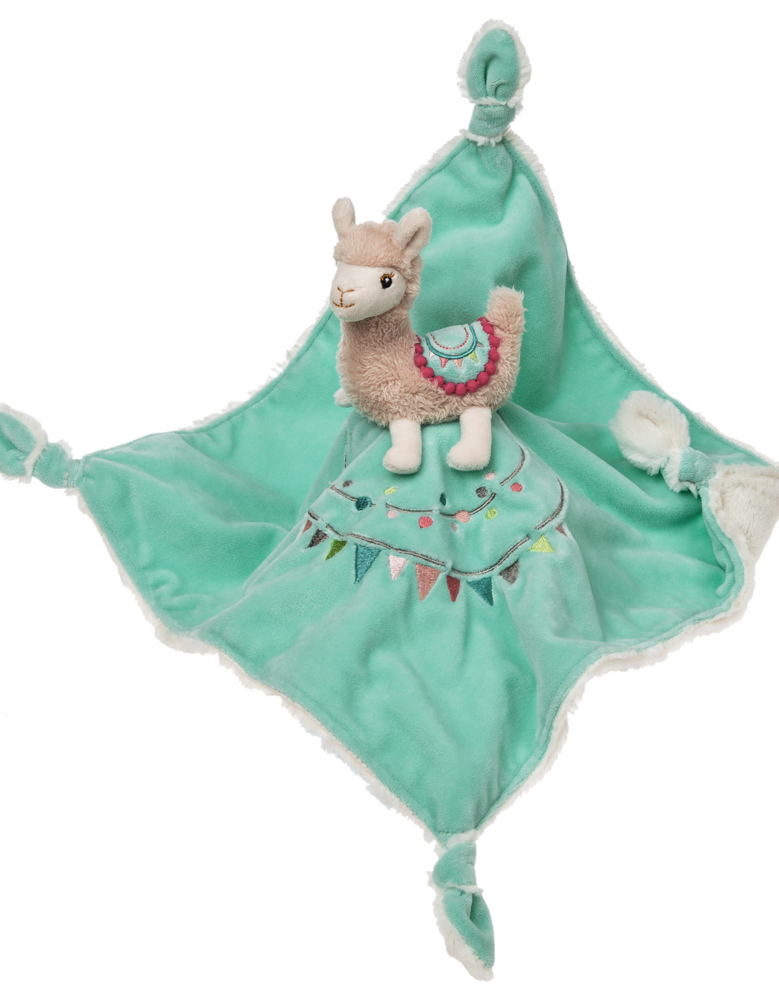Mary Meyer Lily Llama Character Blanket