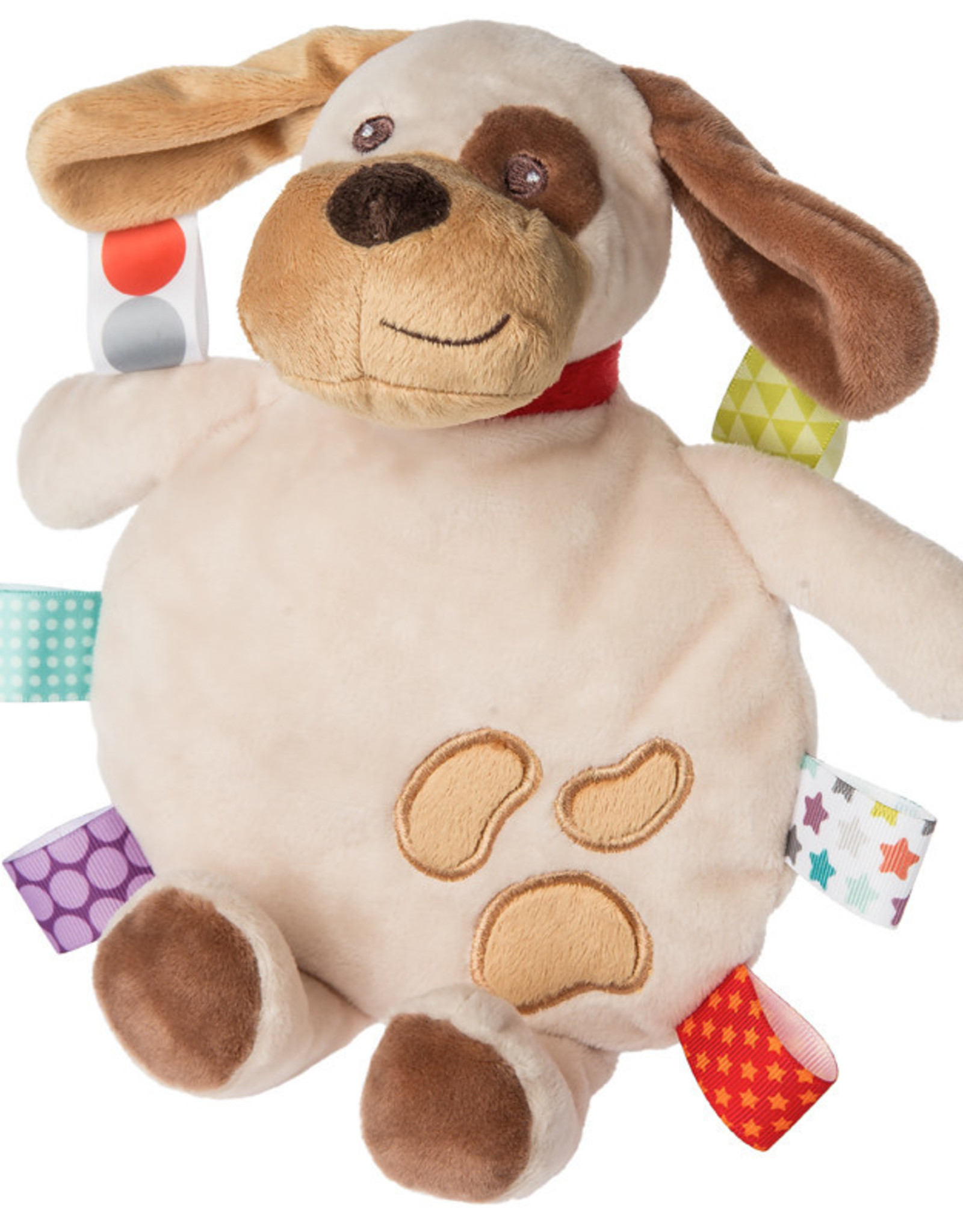 Taggies Buddy Dog Cookie Crinkle
